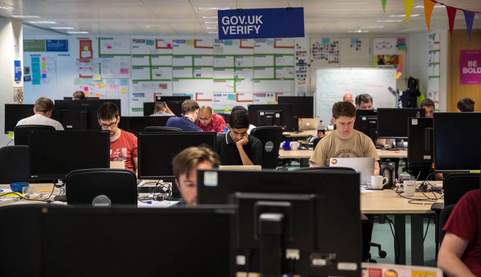 GOV.UK Verify team