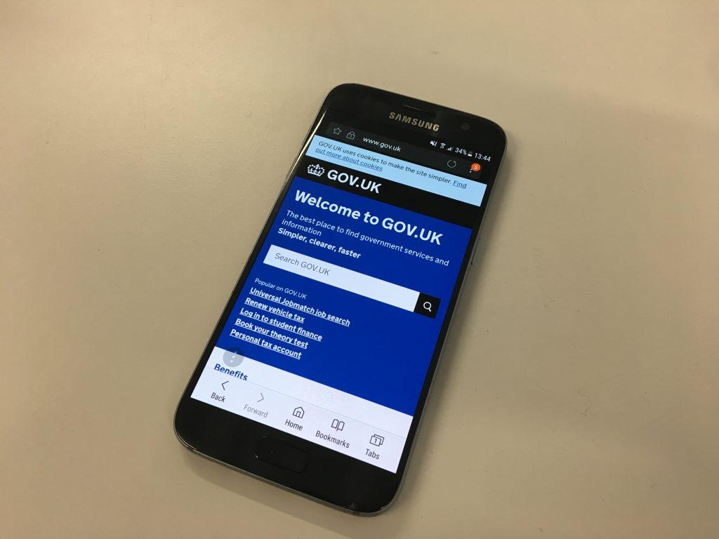 Samsung Internet Browser Test