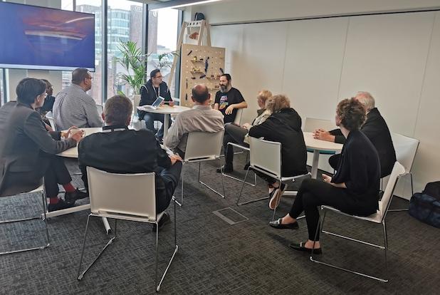 API community event discussion