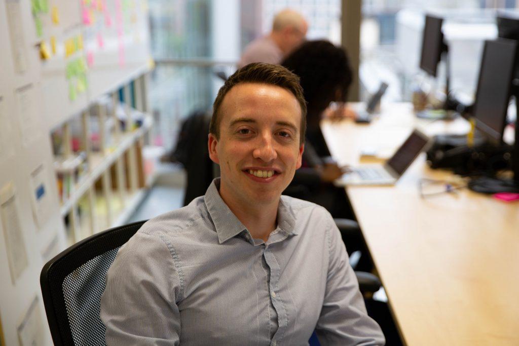 Chris Ashton, GDS developer