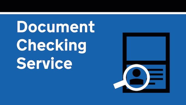 Document Checking Service logo
